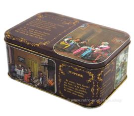 Vintage tin 'Eene vertelling van Dorisje' Albert Heijn