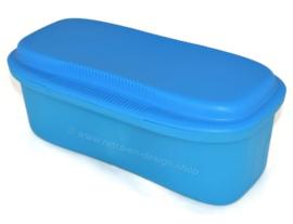 Tupperware Pasta Maker für die Mikrowelle, blau