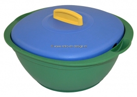 Tupperware un plato para servir o un tazón