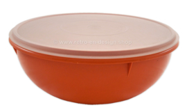 Large vintage '70s Tupperware Fix-N-Mix bowl