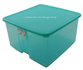 Tupperware FridgeSmart large square storage box