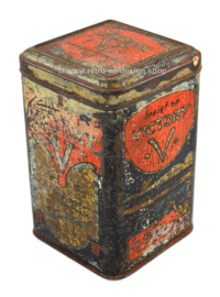 Antique tin Victory V Gums & Lozenges