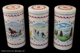 Van der Meulen, Dutch rusk tins