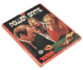 "Vintage spel ""POWER GAME"" van Tactica uit 1975"