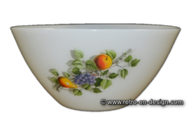Arcopal bowl Fruits de France