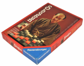 Shogun, vintage boardgame by Ravensburger from 1983