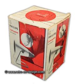 Vintage Philips Infraphil HP3603 infraroodlamp