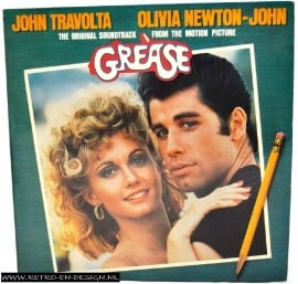 Grease - Original Soundtrack (2LP) Vinyl