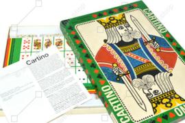 Cartino • vintage board game by Ravensburger • 1969