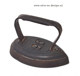 Old antique Iron