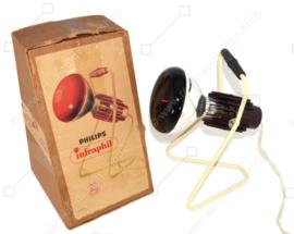 Vintage Philips Infraphil KL2901 infraroodlamp