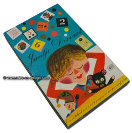Vintage spel Jantje droomt uit 1965. Egelspelen nr. 125