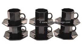 Taza y platillo de té Arcoroc France, Octime