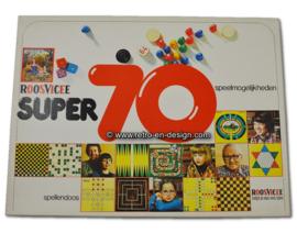 Roosvicee Super 70 Spellendoos • Wild Horse 1980