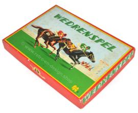 Vintage Jumbo Pferderennen 1948 von HH Hausemann Hotte