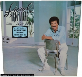Lionel Richie - Can't slow down (Album)