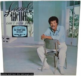 Lionel Richie - Can't slow down (LP)