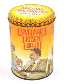 Tin Davelaar Jodenkoeken, 1983