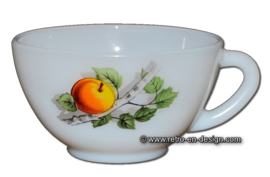 Arcopal Espresso coffee cup, Fruits de France