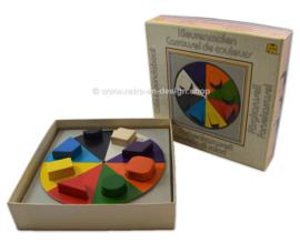 Carrousel de couleurs de Jumbo, vintage 1971