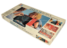 Zeeslag, (Battleship) vintage game by MB from 1972