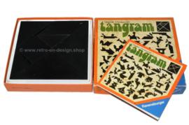 Vintage Tangram, Original Chinapuzzle van Ravensburger 1976