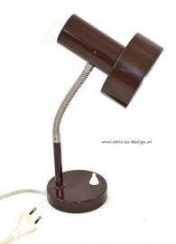 Vintage lámpara de escritorio
