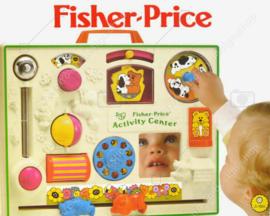 Vintage Fisher Price Activity Center 1973 - 1984/85