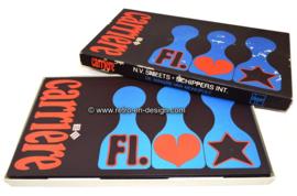 """Vintage spel """"Carriere"""" van Clipper 1969"""
