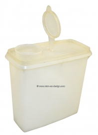 Vintage Tupperware Conteneur de stockage, Storage Container