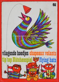 Jumbo Hausseman & Hotte, chapeaux volants 1967