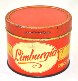 Vintage blik Limburgia Prima Rinsche appelstroop