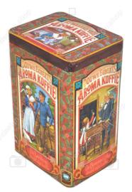 Contenedor de almacenamiento Douwe Egberts vintage para café aromático