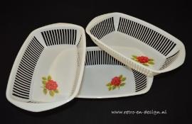 Vintage plastic bread basket