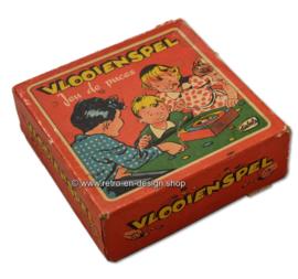 Vintage Tiddly-winks '50s - '60s  vlooienspel / Jeu de puces by Diabolo