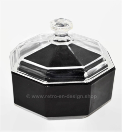 Arcoroc Octime, azucarero o bombonero vintage Ø 10 cm