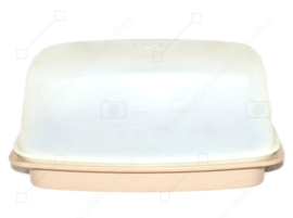 Vintage Tupperware Poultry Keeper. Storage box for cheese, poultry and more...
