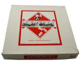 Vintage Monopoly van Smeets & Schippers N.V. 1961