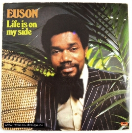 Euson - Life is on my side (LP)
