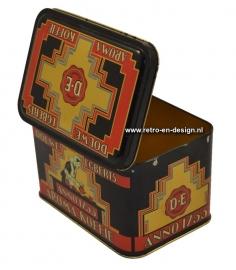 Tin Douwe Egberts anno 1753 Aroma-koffie