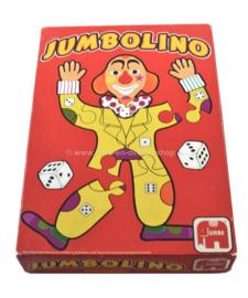 Jumbolino, jeu de puzzle vintage par Jumbo de 1984