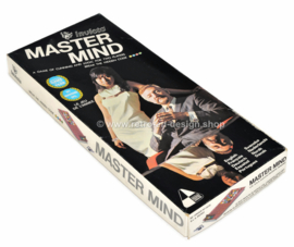 Mastermind, break the hidden code, vintage game 1972