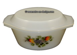 Casserole, baking dish Arcopal 'Fruits de France'  Ø 17,5 cm
