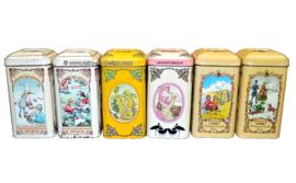 """Vintage Juego completo de latas """"De Ruijter"""""""