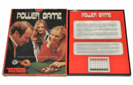 "Vintage game ""POWER GAME"" by Tactica from 1975"