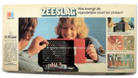 Zeeslag, vintage spel van MB uit 1972