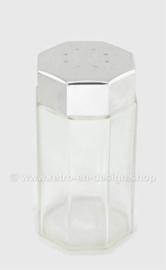 Arroseur ou épandeur de sucre octogonal par Luminarc Arcoroc France, Octime-Clair