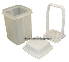 "Vintage Tupperware ""Pick-a-Deli"" Recipiente de la salmuera (XL)"