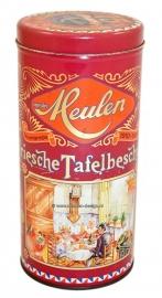 Jubileo de estaño 75 aniversario 'van der Meulen' bizcocho tostado