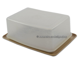 Vintage Tupperware 60s / 70s butter dish